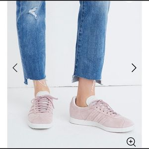 Adidas Gazelle Lace-up Sneakers